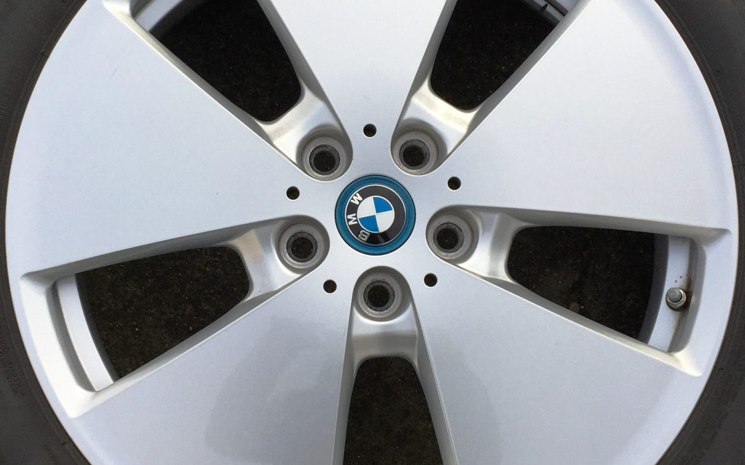KOŁA FELGI 19 BMW i3    —
